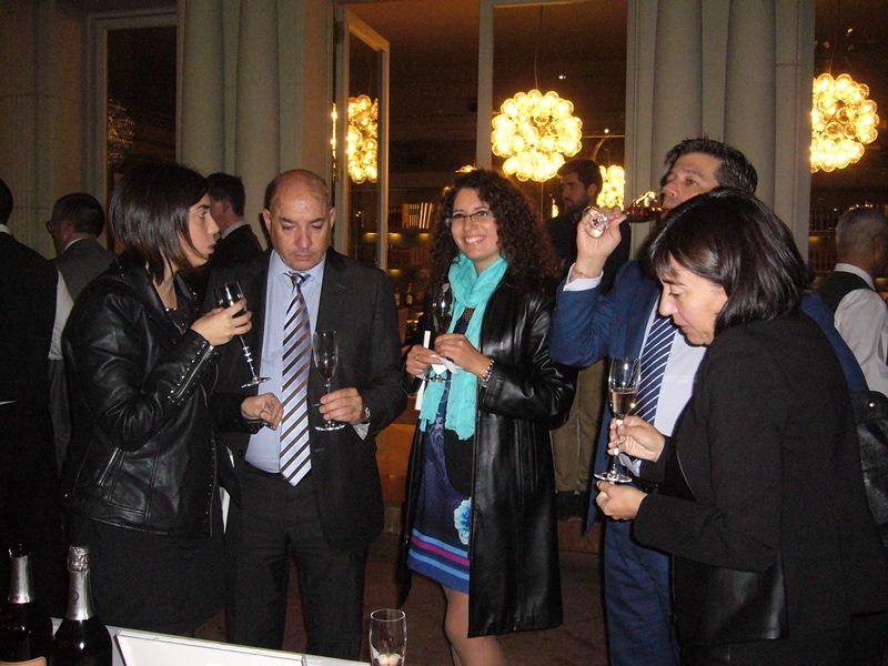 Cata de Champagne en el Principal del Eixample _6_