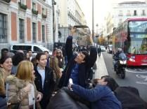gymkhana con tablets por el Madrid de los Austrias 7_