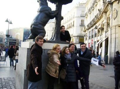 gymkana con tablets por el Madrid de los Austrias 5_