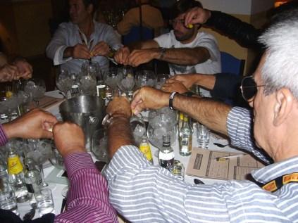 Taller de Gin Tonics en el Monasterio de Piedra _2_