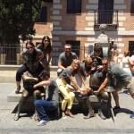 Gymkhana con tablets en Alcalá de Henares _1_