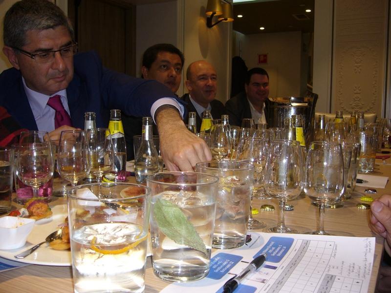 Cata de Gin tonics realizada en Madrid _6_