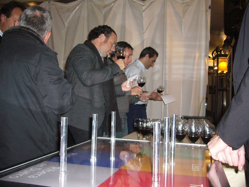 Bewine Casino del Vino realizado en Aranjuez _1