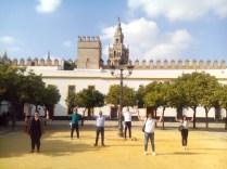 Gymkhana con tablets en Sevilla _55
