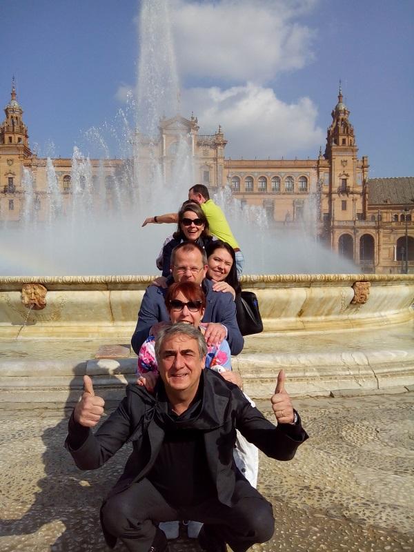Gymkhana con tablets en Sevilla _7