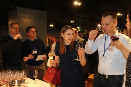 Cata de Vinos en formato concurso en Madrid _9