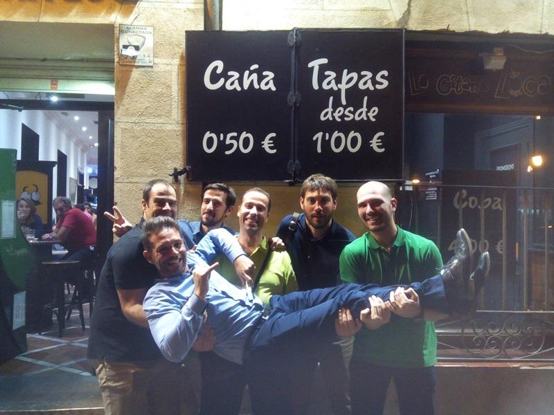 Gymkana tablet por Alcalá de Henares _5