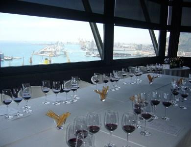 Cata de vinos en Barcelona