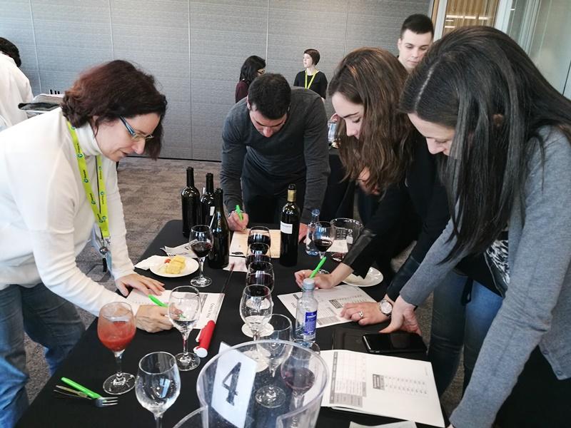 Crea tu Vino Torre de Cristal Madrid _7