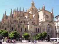 Gincana con tablets _Catedral de Segovia