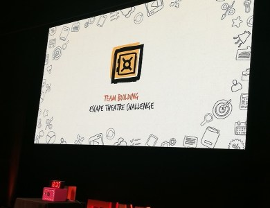 Escape Theatre Challenge por Eventos de Autor