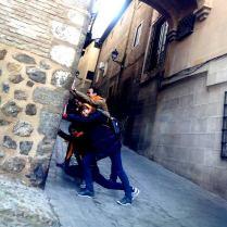 Gincana con tablets en Segovia _1