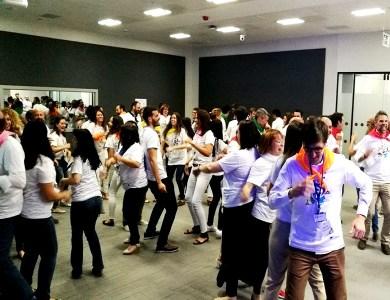 Taller de Risoterapia como actividad teambuilding _Eventos de Autor