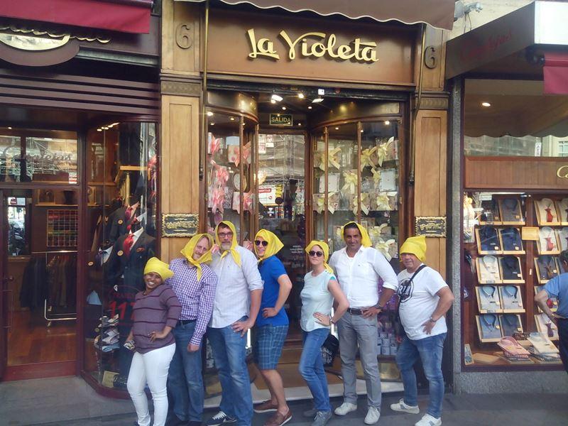 Gymkana con tablets Madrid _5