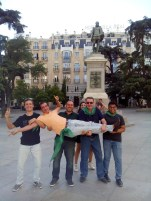 Gymkana con tablets Madrid _6