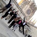 Gymkana con tablets en Burgos_Eventos de Autor