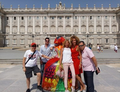 Gincana con Ipads en Madrid