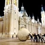 Gincana con tablets en Zaragoza