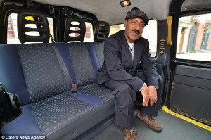 taxista musulmán nizar