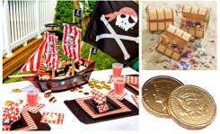 decoracion fiesta pirata