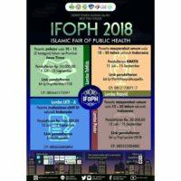 Islamic Fair of Public Health [IFOPH] 2018