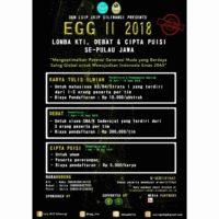 Event of Gold Generation [EGG] II se – Pulau Jawa