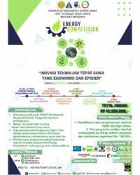 Energy Competition (EC) 2018 UPNV Jatim