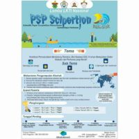 PSP SCIPERTION Scientific Paper Competition 2018