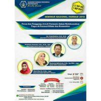 Seminar Nasional Farmasi 2018 AFI