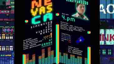 """THE NEVASCA 2018 : """"Dimension of The Virtual World"""""""