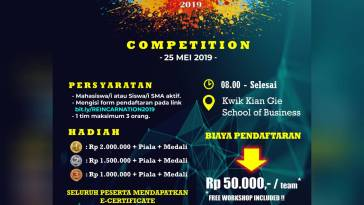 Lomba Data Science 2019
