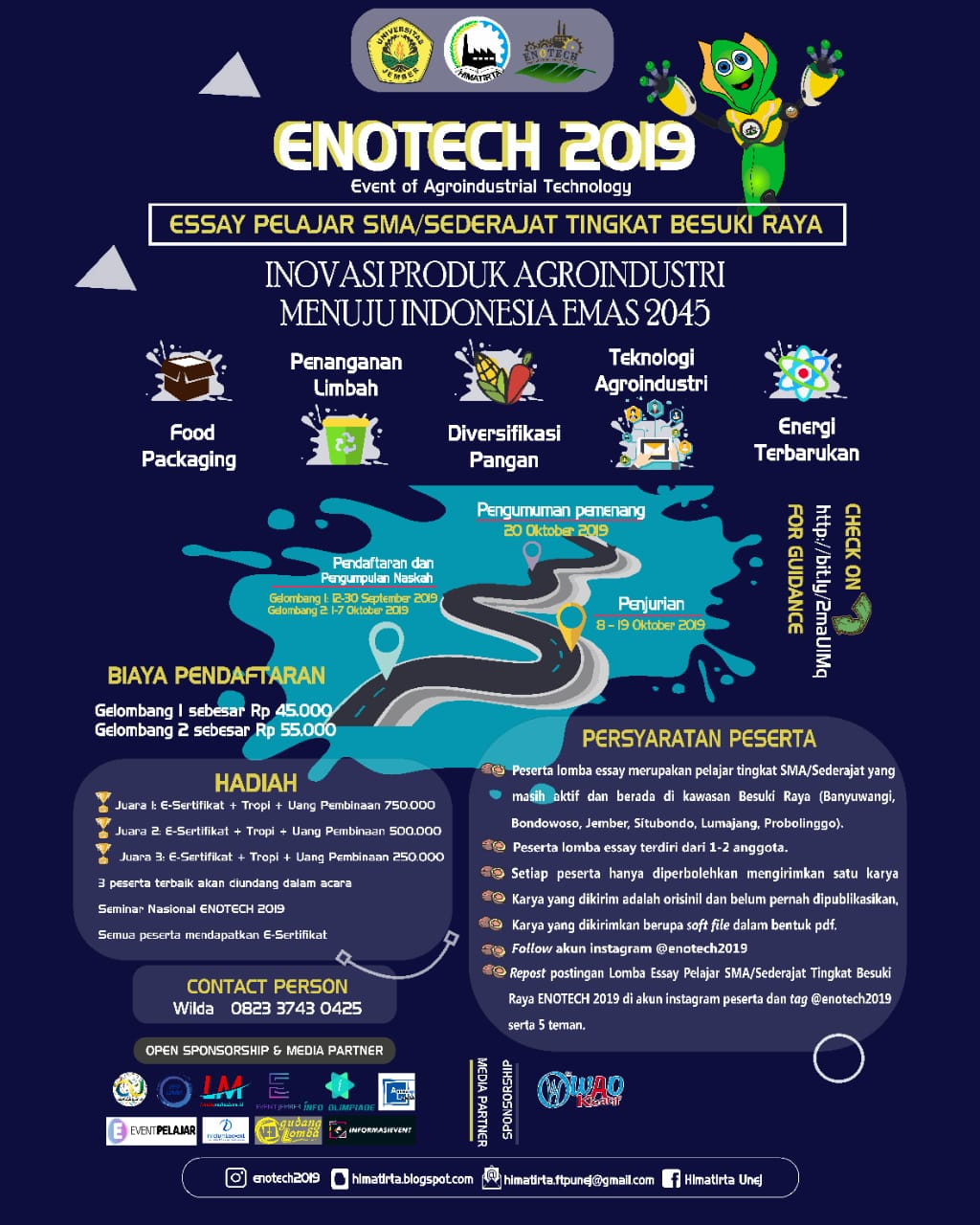 ENOTECH Event of Agroindustrial Technology 2019