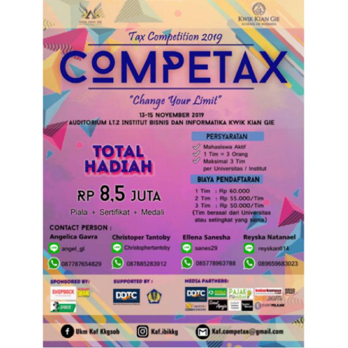 Competax 2019