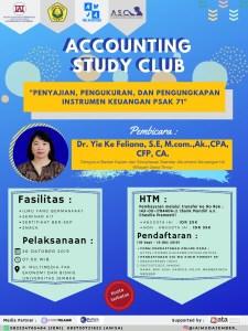 Accounting Study Club 2019