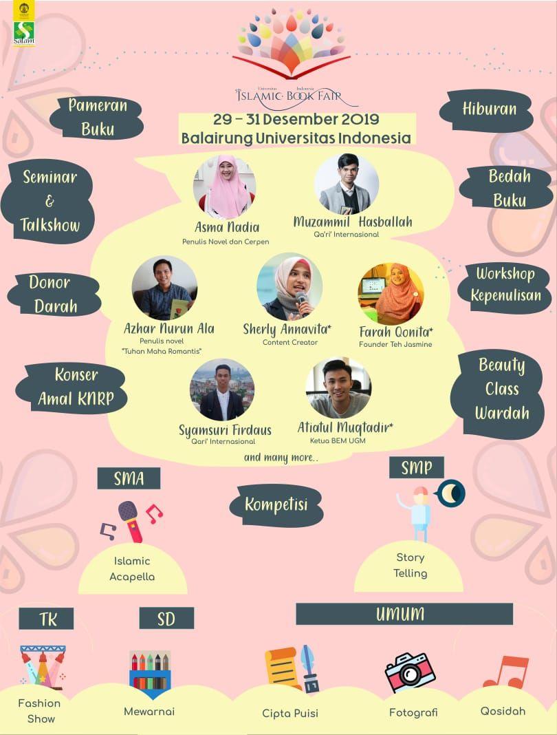 [5th UI Islamic Bookfair Is Coming!]