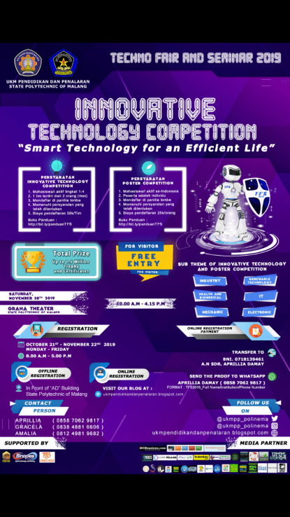 TECHNO FAIR AND SEMINAR 2019