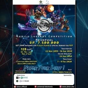 ML Tournament by U-Tron 2020