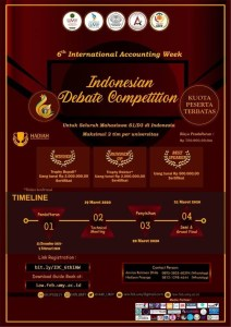 Indonesian Debate Competition