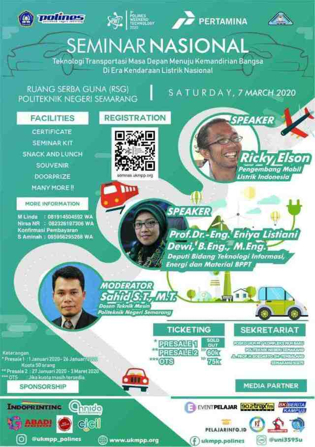 Seminar Nasional Teknologi Transportasi