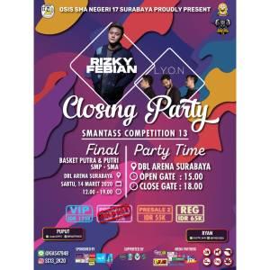 closing part smantass competition 13