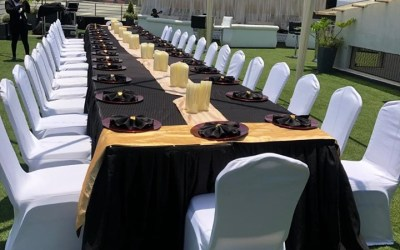 Banquet server Skills training