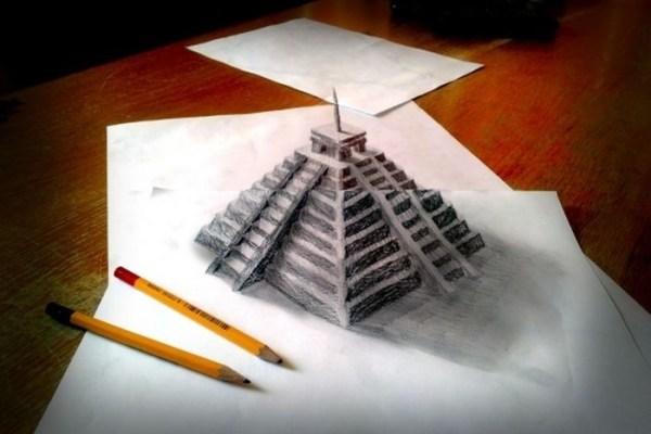 Информация от школы дизайна: как правильно рисовать карандашом