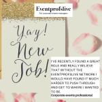 Member Quote New Job