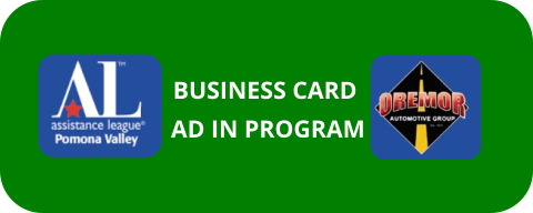 Business Card Ad in Program