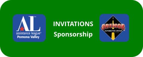 Invitations Sponsors