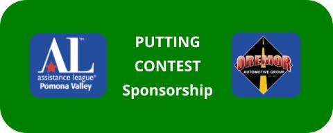 Putting Contest Sponsors