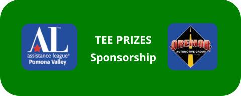 Tee Prizes Sponsors