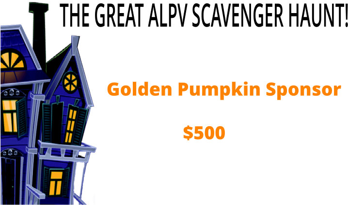 Golden Pumpkin Sponsor
