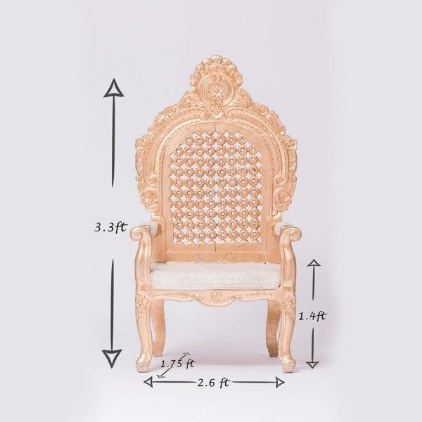 Joda Akbar Chair