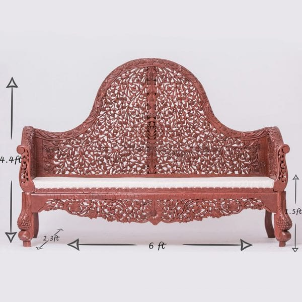 Morrocan Love Seat